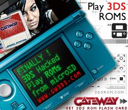 3ds Roms For Gateway 3ds Flash Card Gw3ds Games