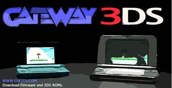 Gateway 3DS « Nintendo 3DS Flash Card® GW3DS™
