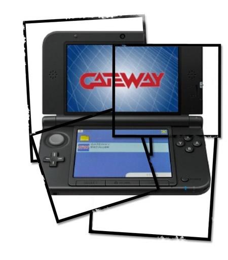 About Gateway 3DS™ Flash Card for 3DS ROMs® GW3DS
